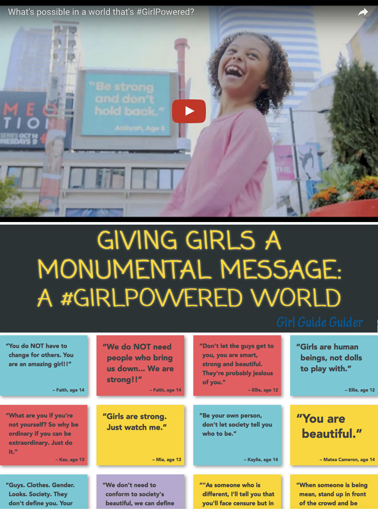 #GirlPowered