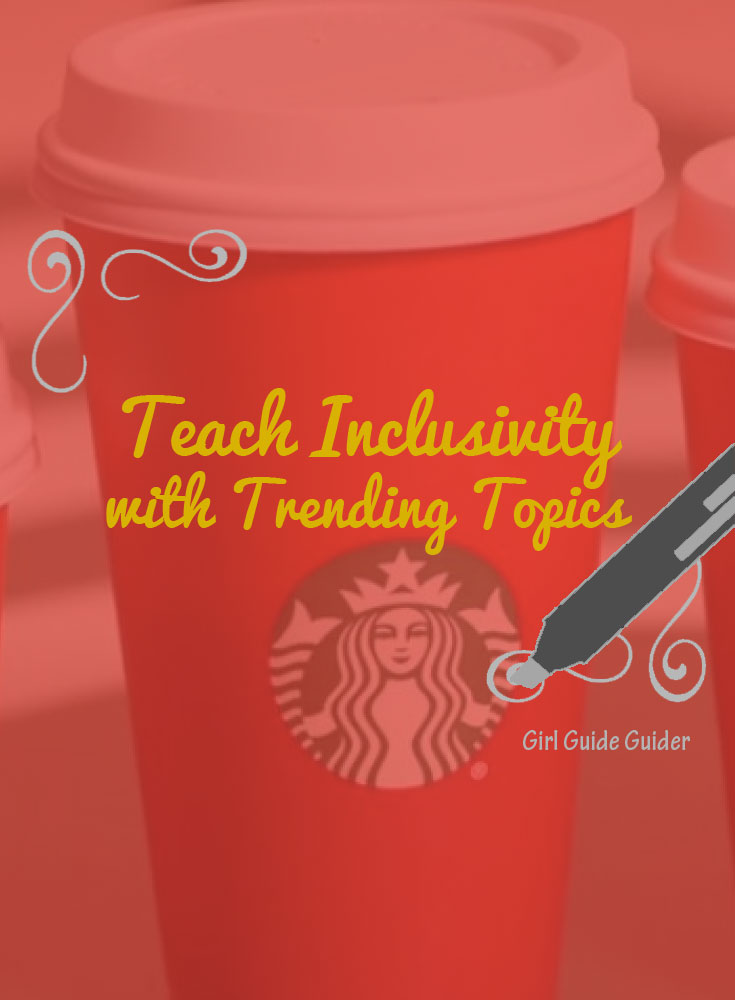 Teach Inclusivity with Trending Topics